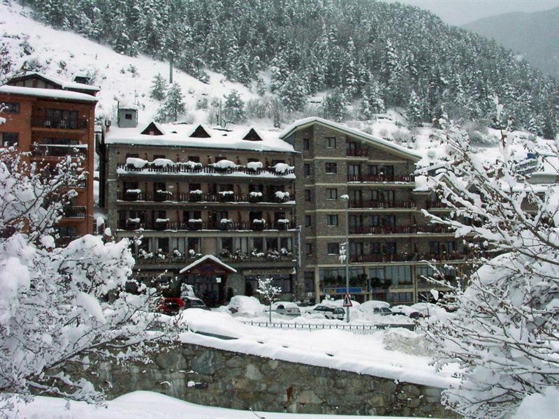 Vita Arinsal Hotel ex /MarvelSolana