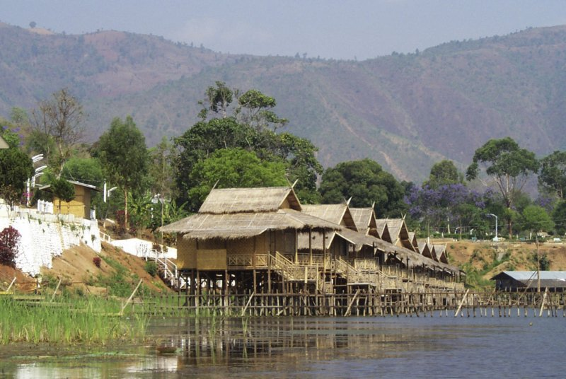 Hupin Hotel Inle Khaung