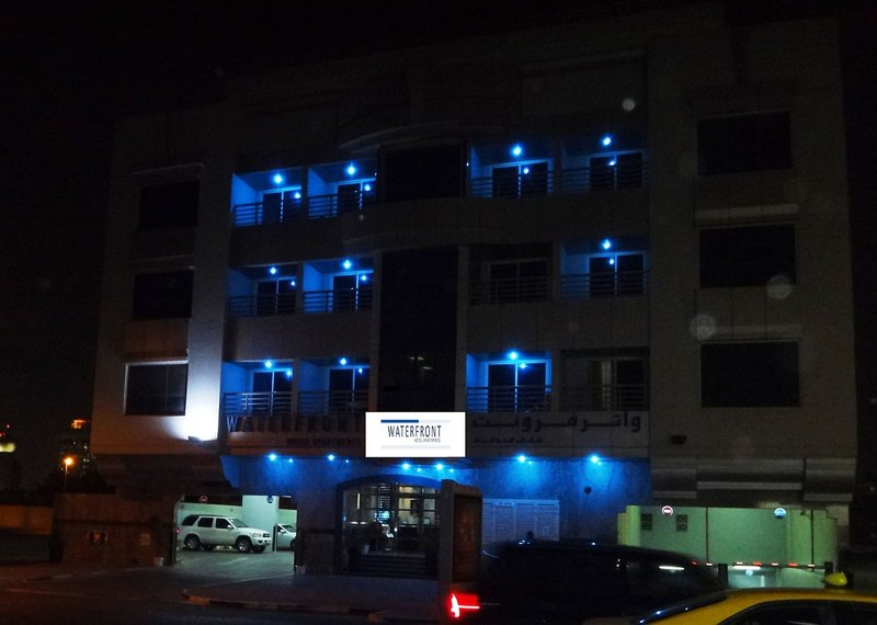 Splendor Hotel Apartments Bur Dubai