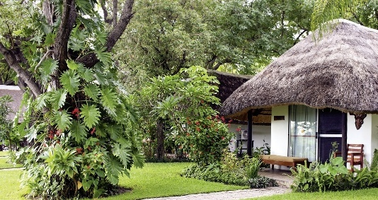 Caprivi River Lodge