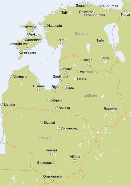 À-la-carte Hotels von A-Z - Hotel Jelgava