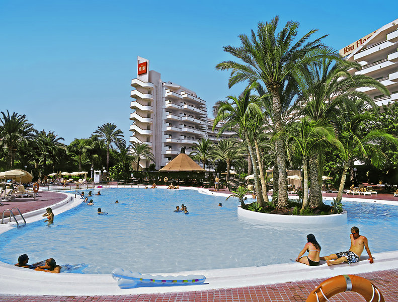 Playa Del Ingles Hotel Riu Flamingo