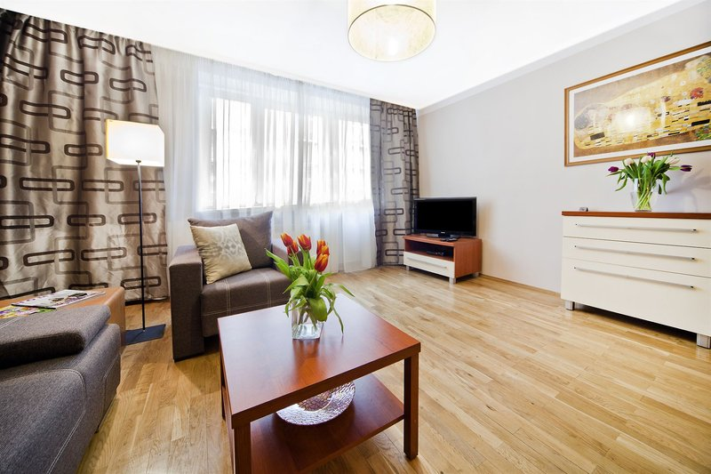 Apartamenty Tomasza TWW