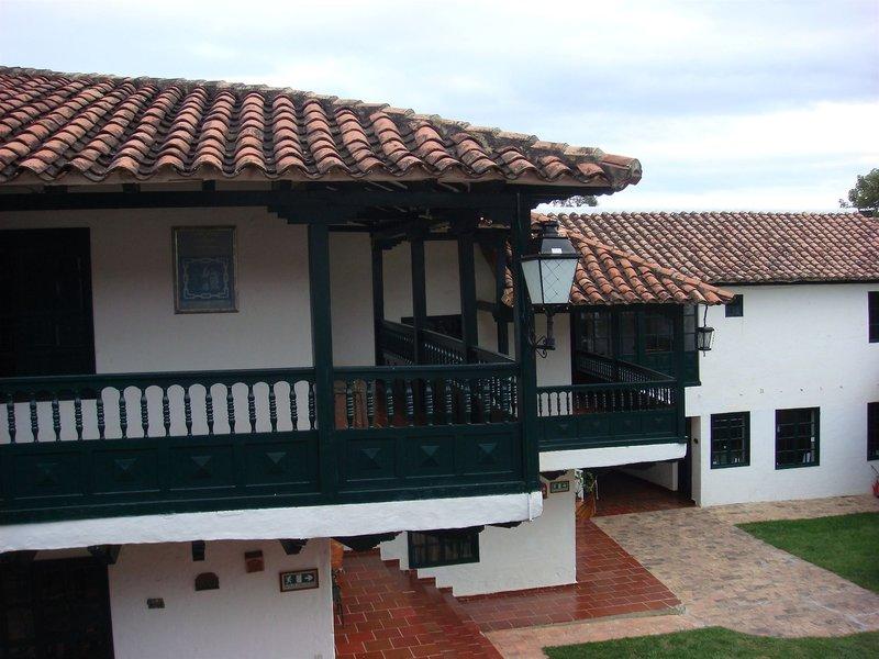 Hospedería San Carlos Villa de Leyva