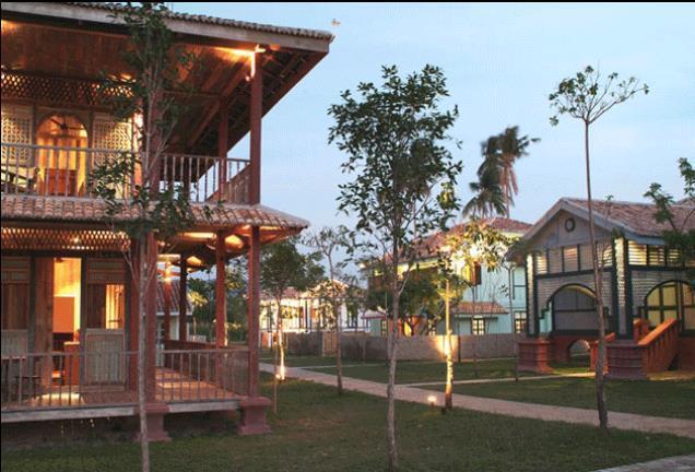 Temple Tree at Bon Ton