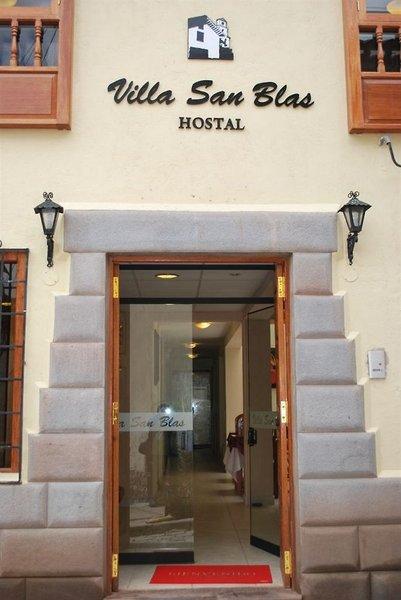 Hostal Villa San Blas