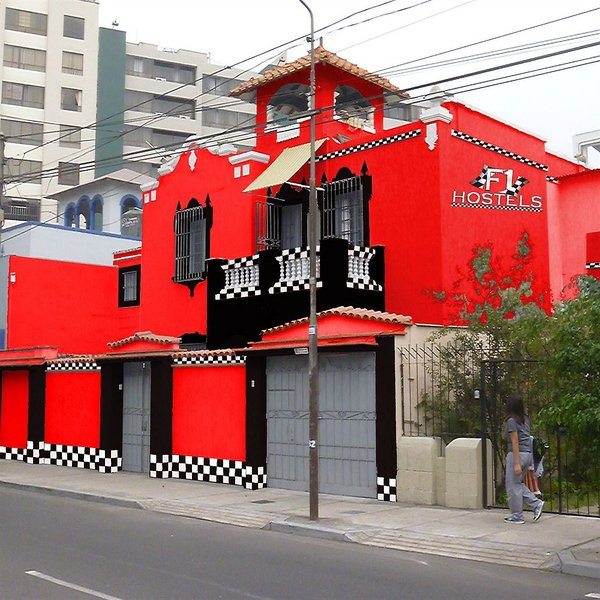 F1 Hostels Peru