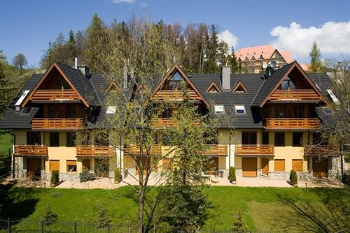VISITzakopane Moon Apartments