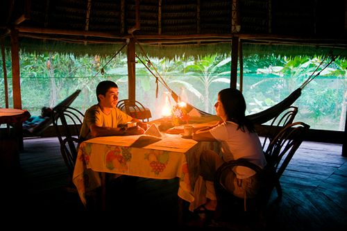 Amazon Reise Eco-Lodge