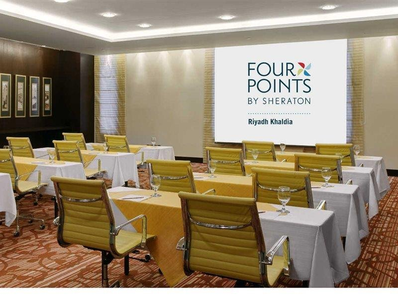 Four Points By Sheraton Riyadh Khalediya
