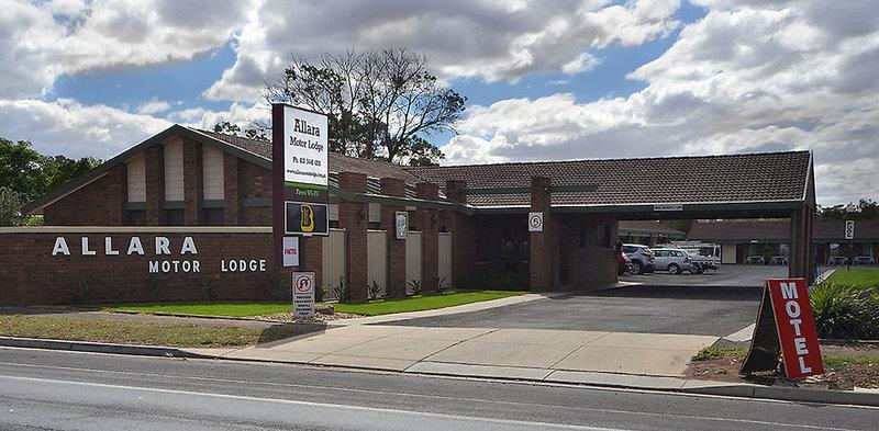 Bendigo's Allara Motor Lodge