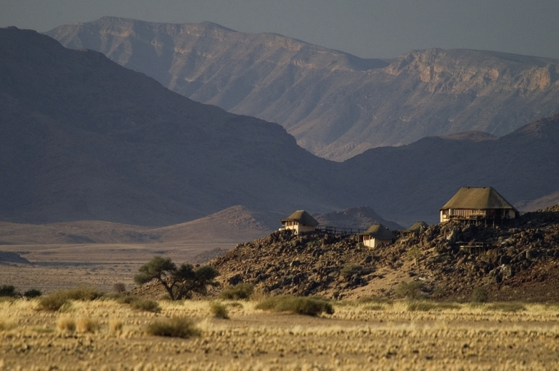 Sossusvlei Wilderness Camp