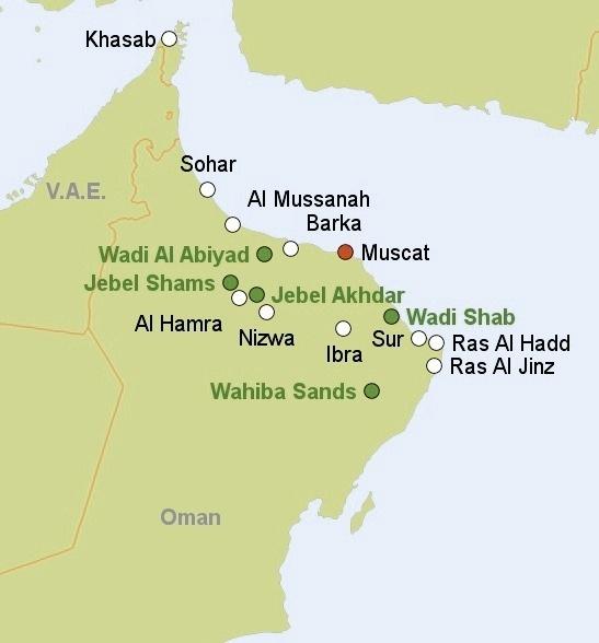 Al Sharqiya Sands